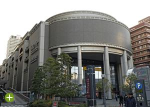 OCAT・JR難波駅